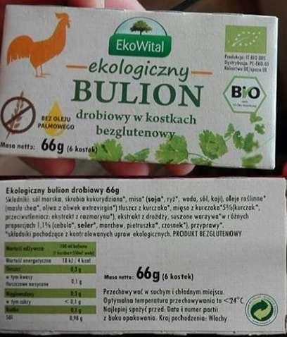 Bulion drobiowy EkoWital