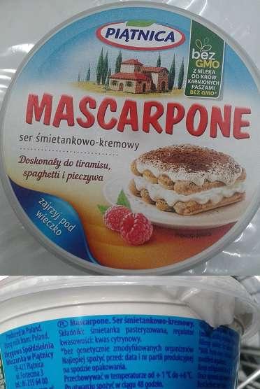 Mascarpone Piątnica