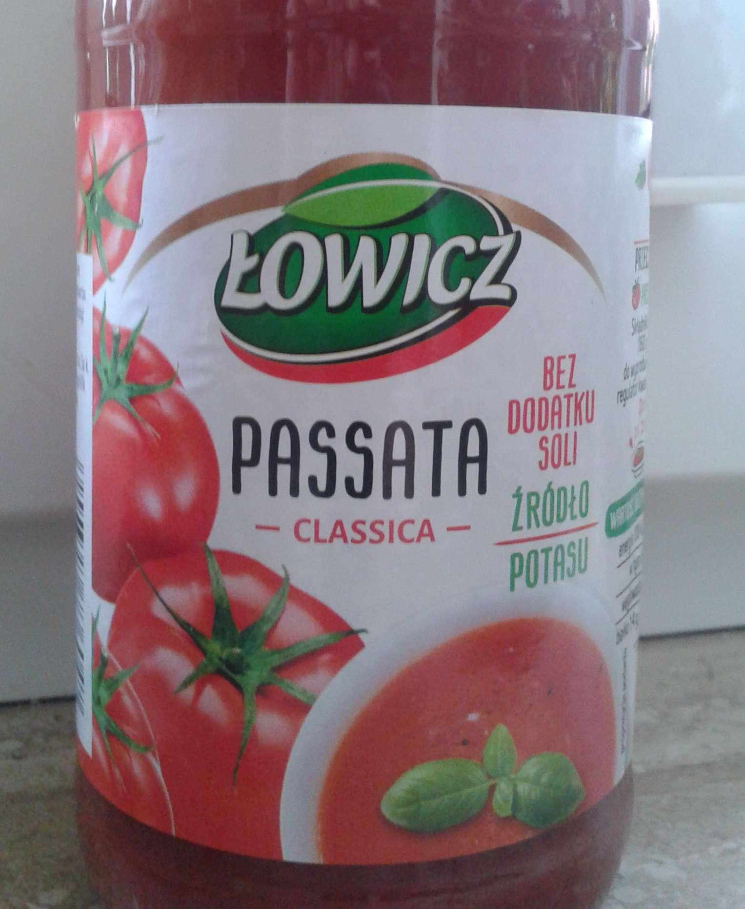 Passata Pomidorowa łowicz Odkrywamy Zakryte