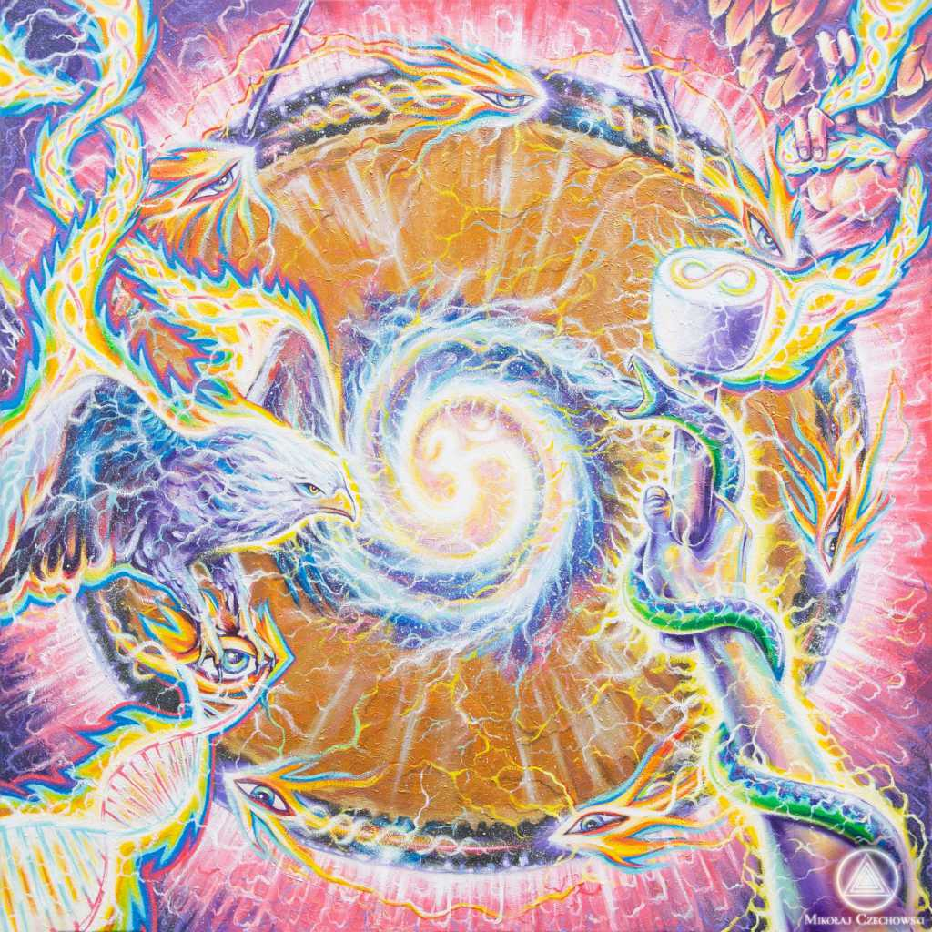 Gong jako narzędzie wychodzenia z koła samsary
