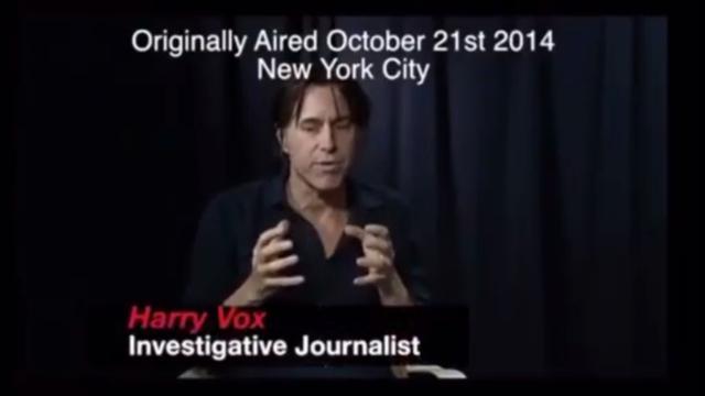 Harry Vox covid-19