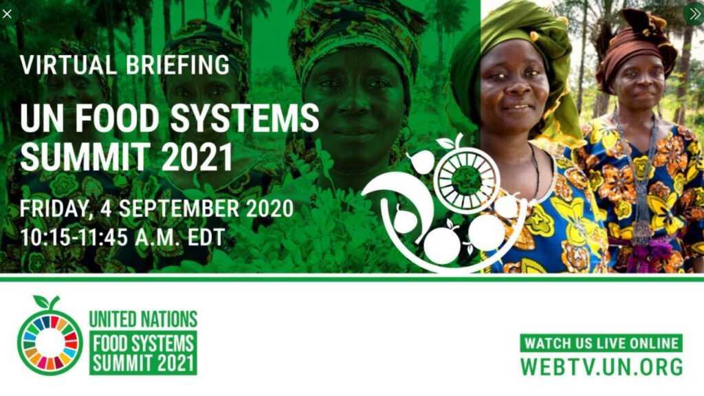 Food Systems Summit 2021