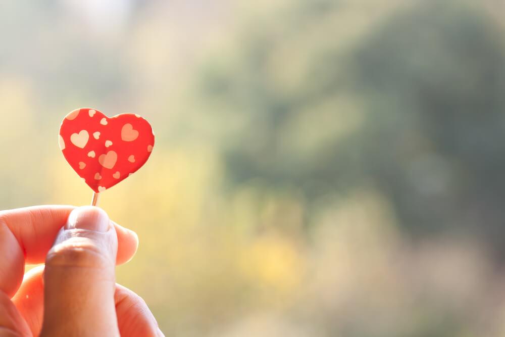 Heart serce pokój miłość