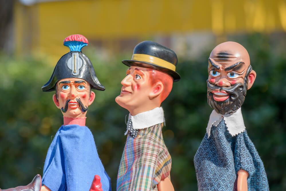 Marionetki prawo naturalne